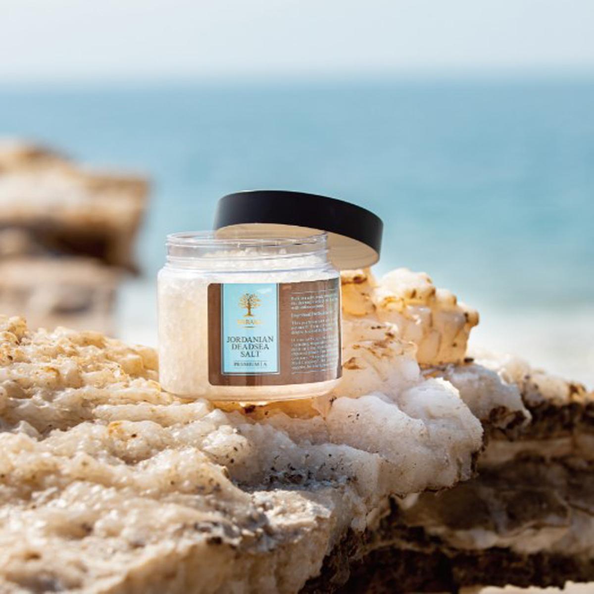 バラカ死海の塩